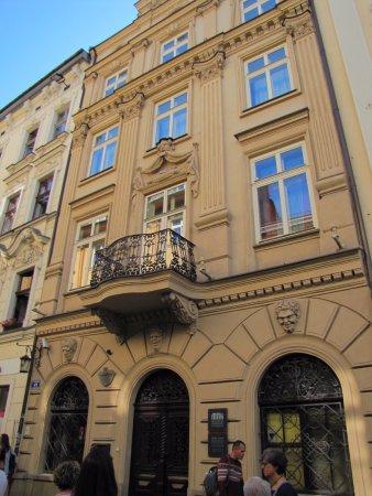 Ulica Florianska: Museo Jan Mateiko