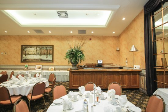 Cornwall, Canadá: Cabaret Ballroom - for your banquet or recption