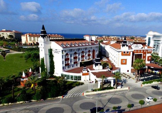 Side Royal Paradise Prices Hotel Reviews Kumkoy Turkey
