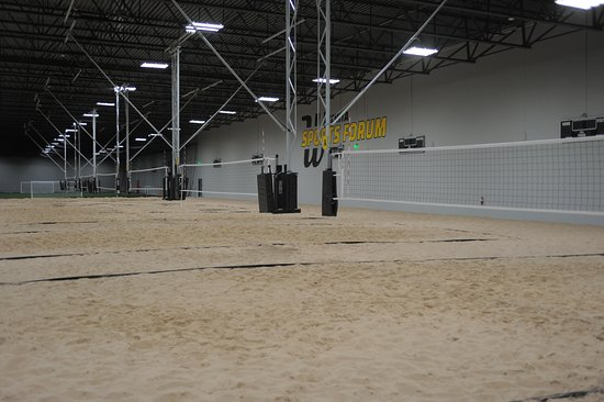 Wichita Sports Forum Home Of Aviate Extreme Air Trampoline Park The Beach At