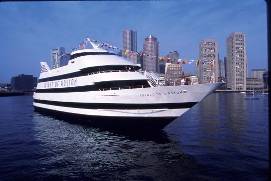 City Cruises Boston