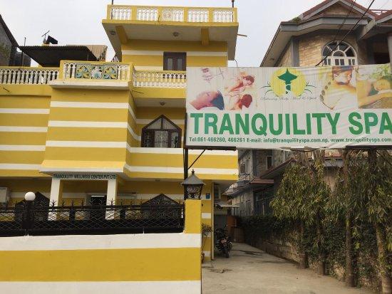 Tranquility Spa - Pokhara