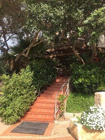 Mercadal, Spain: ingresso del ristorante/mulino