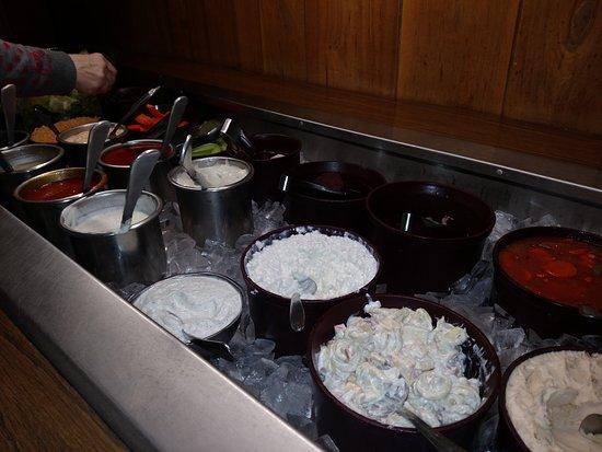Dorf Haus - Roxbury / Sauk City - Near Wollersheim Winery - Best Salad Bar
