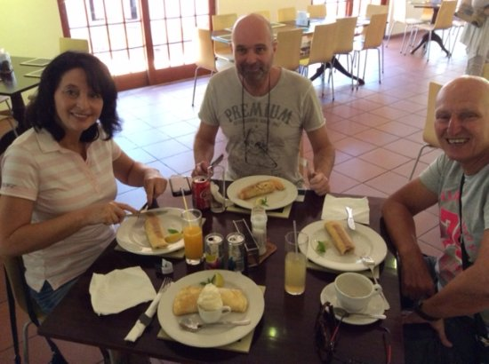 Dullstroom, Afrika Selatan: in de zaak