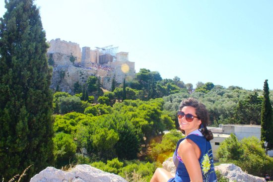 Alimos, Grekland: One of our awesome stops in Athens, Greece