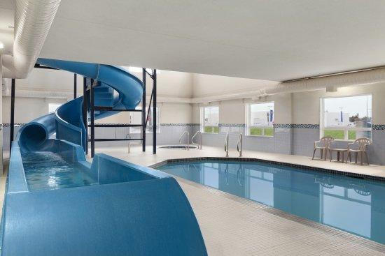 Yorkton, Canada: Indoor Watersilde