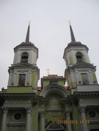 Pavlino, روسيا: Троицкий храм в Троицком-Кайнарджи