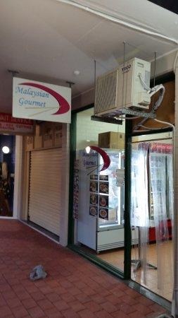 Nedlands, Australia: Entry to Eatery