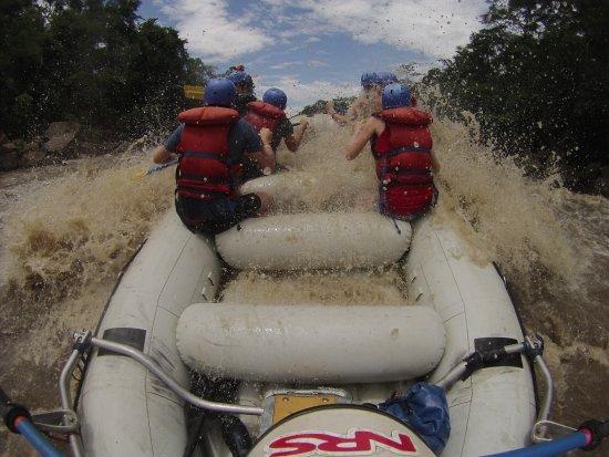 Colombia Rafting Expediciones: Rio Suarez