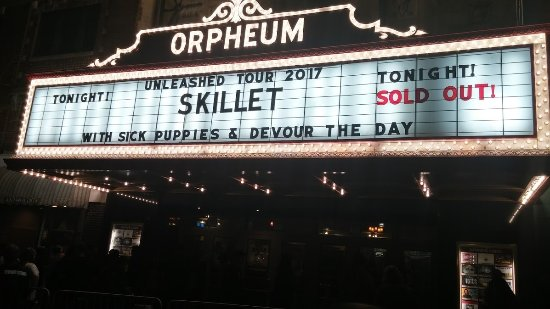 ‪The Orpheum Theater‬