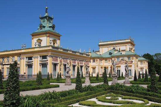 Muzeum Pałacu Króla Jana III w Wilanowie: Ogrody Pałacu