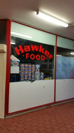 Nedlands, Australia: Front View of Eatery