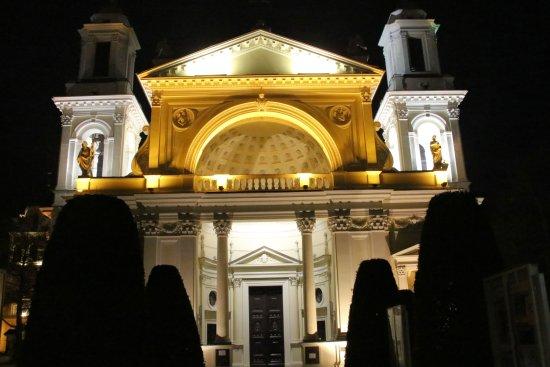 Muzeum Pałacu Króla Jana III w Wilanowie: Kosciół sw. Anny