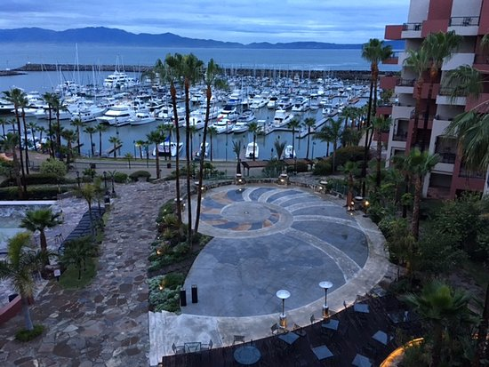 Hotel Coral & Marina: View of beautiful venue overlooking the marina