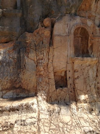 Merom Golan: Side of Pan's Temple