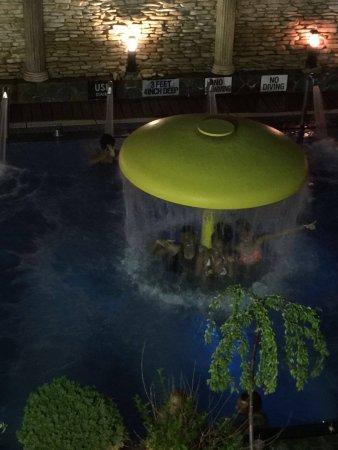 Spa Castle New York: pool