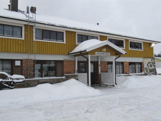Mikkeli, Finlândia: Siistit tilat ja parkkipaikat