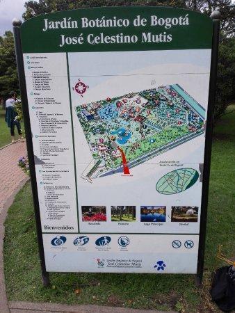 Jardín Botánico - Picture of Jardin Botanico de Bogota Jose ...