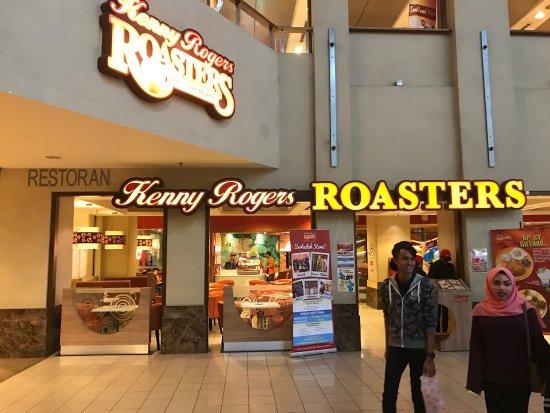 Sri Kembangan, Malaysia: Kenny Rogers Roasters