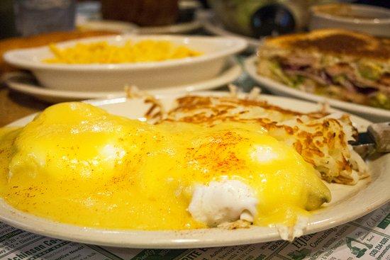 ฮัตชินสัน, มินนิโซตา: Eggs Benedict - Best in Minnesota