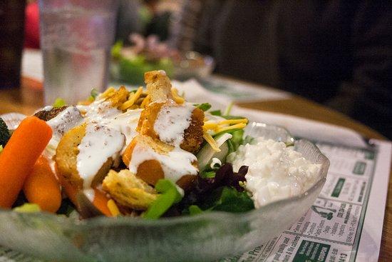 ฮัตชินสัน, มินนิโซตา: Salad Bar