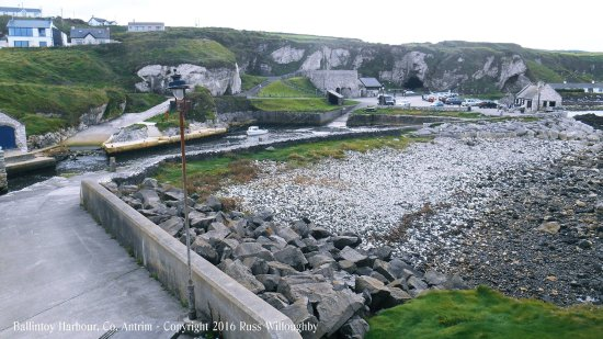 Ballintoy, UK: Wander over the rocks for great views