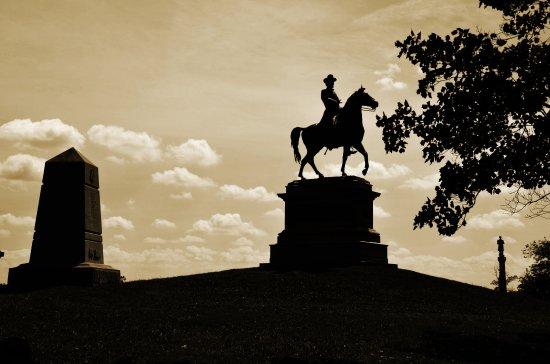 Gettysburg National Military Park: Statue