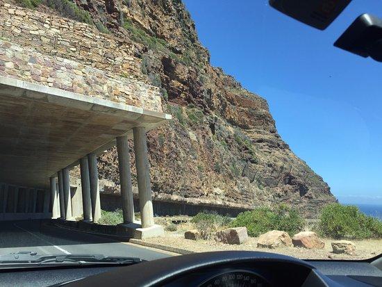 Западно-Капская провинция, Южная Африка: Que estrada!