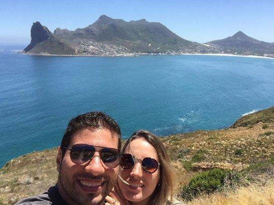 คาบสมุทรตะวันตก, แอฟริกาใต้: Que estrada!