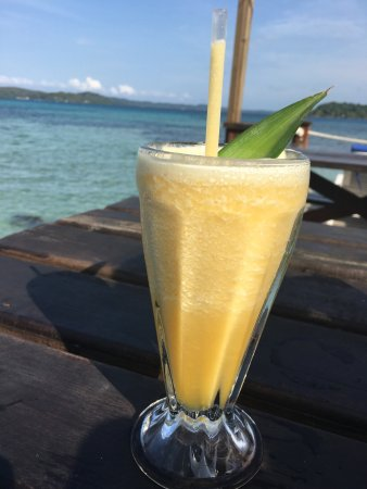 Carenero Island, ปานามา: photo0.jpg
