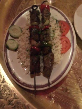 Morracan Restaurant Menu