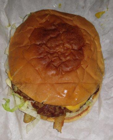 Killeen, TX: Southwest Burger