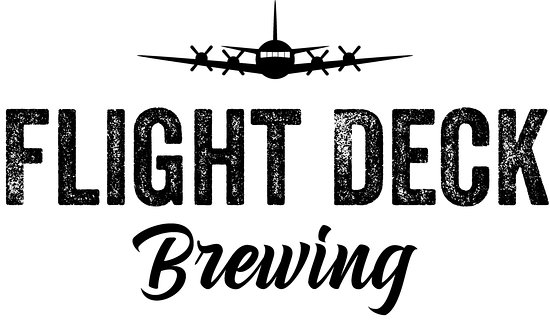 Brunswick, ME: Flight Deck Brewing Logo