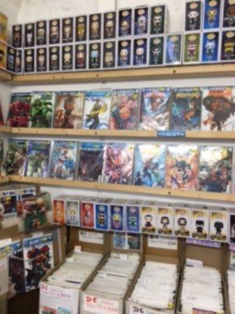 St Austell, UK: New Marvel Comics and Pops!