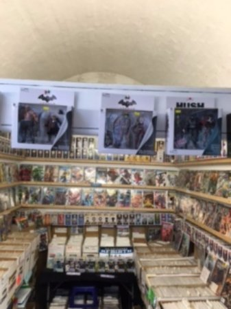 St Austell, UK: More Action Figures