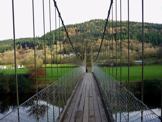 Sappers Suspension Bridge, Betws-y-Coed