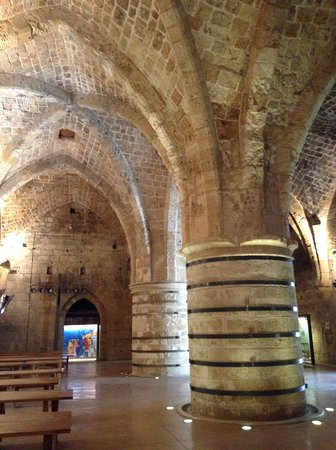 Acre, Israel: Inside the Crusader Fortress