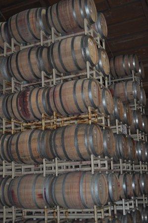 St. Helena, CA: More barrels