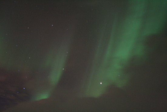 Iceland Guided Tours: Northern lights tour 23rd Feb. Tour guide Thor was fabulous
