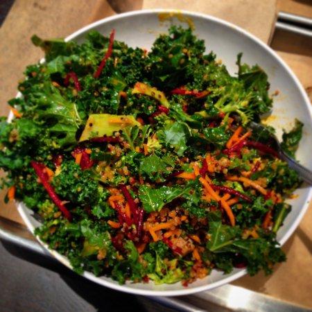 Henrietta, État de New York : Vegan Salad