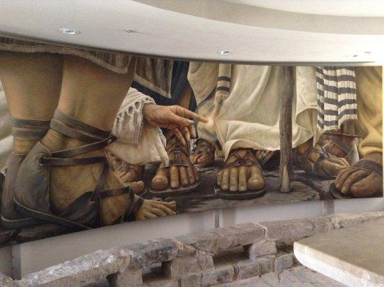 Migdal, Israel: Hemorrhaging Woman seeking Healing