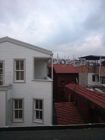 Hotel Kupeli Palace: قريب من مسجد السلطان احمد