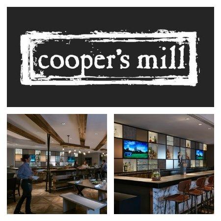 Cooper 39 s mill bethesda omd men om restauranger for Coopers mill