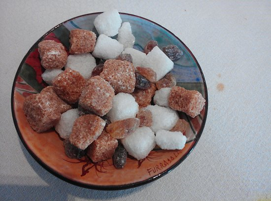 Montner, Франция: le sucre