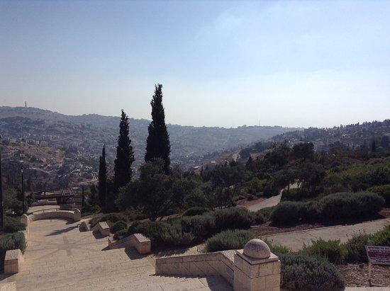 Tayelet Haas Promenade : View from the Haas Promenade