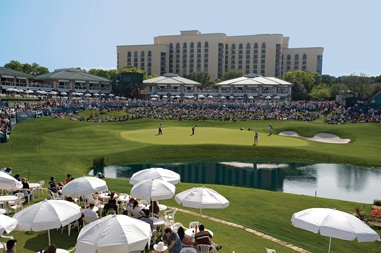 Ίρβινγκ, Τέξας: Golf Tournament at TPC Four Seasons