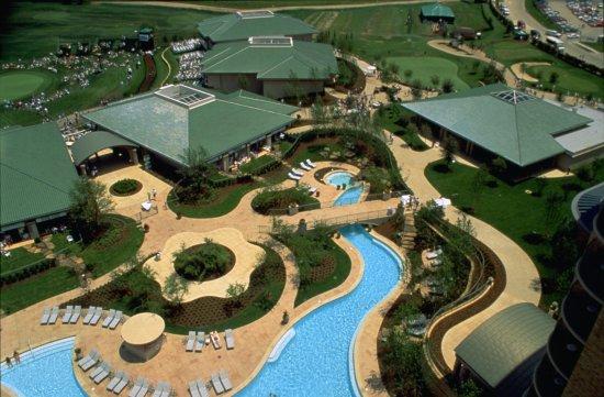 Irving, TX: Pool at the Four Seasons Resort and Club Dallas at Las Colinas