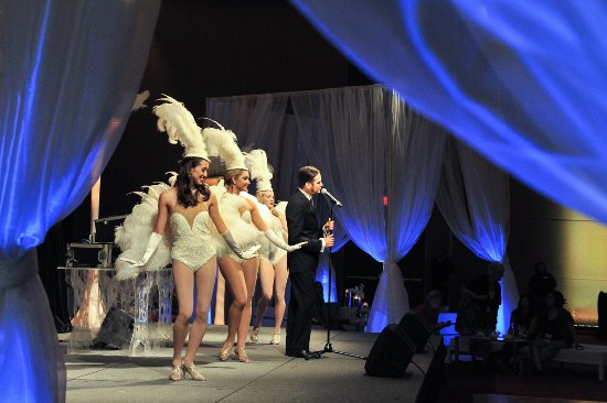 Dancers at Irving Convention Center