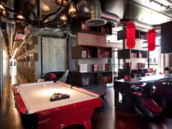 Irving, TX: NYLO Loft Pool Table